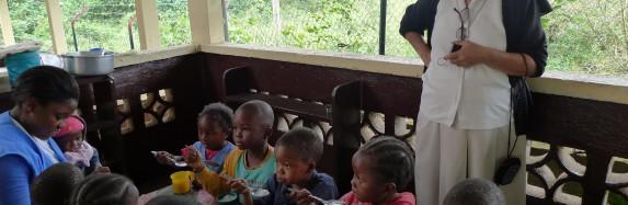 Aj my chceme pomôcť deťom vKamerune