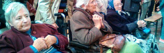 Stretnutie zariadení sociálnych služieb na Mariánskej hore v Levoči